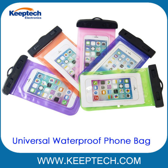 low priced 0980f 20df6 China Universal Sealed Waterproof Phone Pouch Bag Phone Case for ...