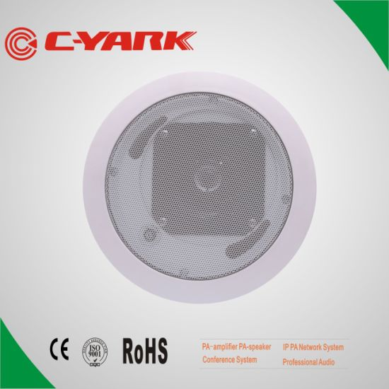 C-Yark Economical Background Music System 15W-25W-30W Ceiling Speaker pictures & photos