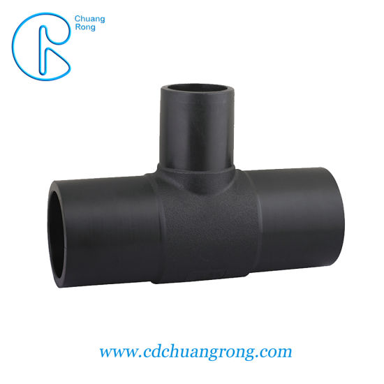 SDR11 Pn16 Water or Gas Supply HDPE Pipe Fitting