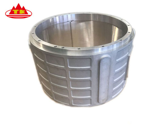 Aluminum Die Casting Engine Cover Shell