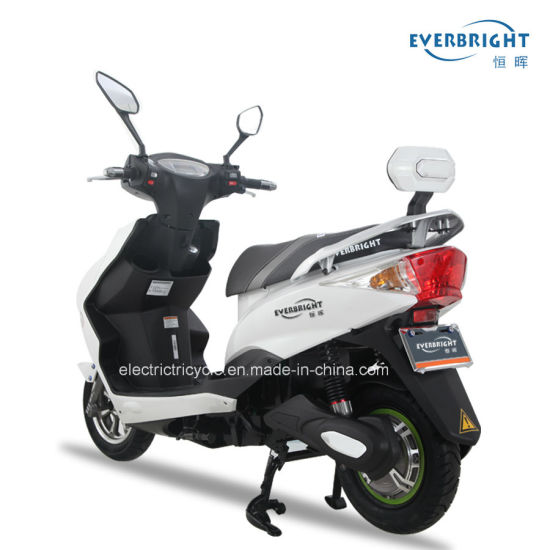 Ce Approved Adult Brushless Geared Motor 2 Wheel Electric Scooter with Lithium Battery pictures & photos