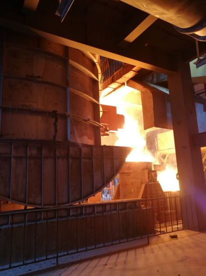 Best Quality Silicon Metal Smelting Process Line / Si-Metal Smelter