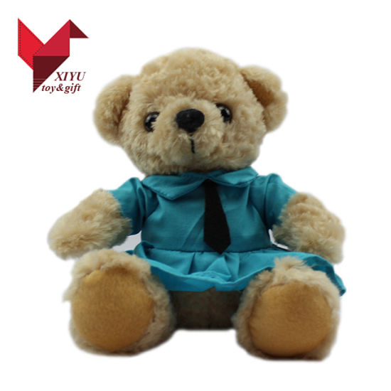 Wholesale Soft Plush Bear with Skirt for Baby Girl pictures & photos
