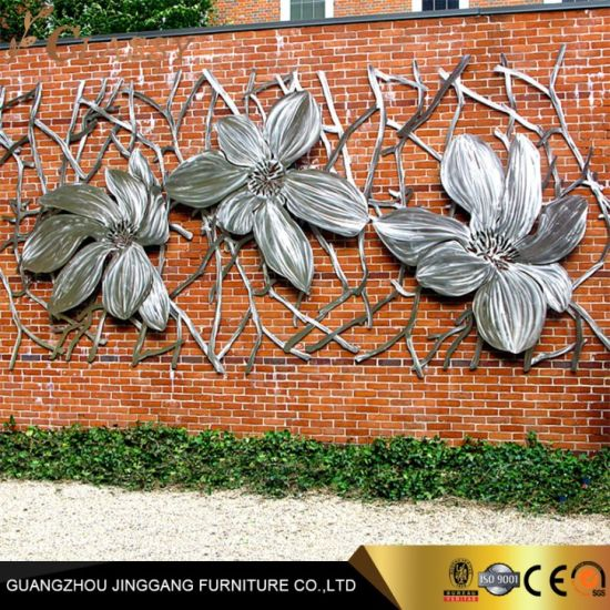 Stainless Steel Wall Art Wall Decorations