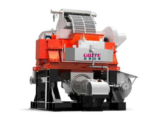 Low Power Consumption Excellent Service Wet Magnetic Separator