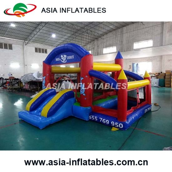 Inflatable Bounce House with Slide/Jumping House pictures & photos