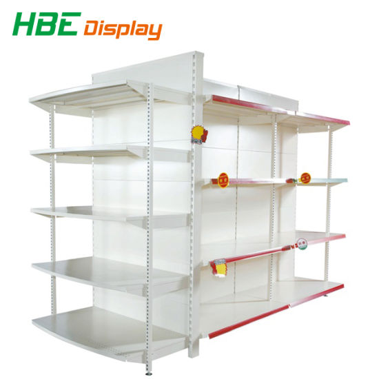 Grocery Store Shelf Display Rack pictures & photos