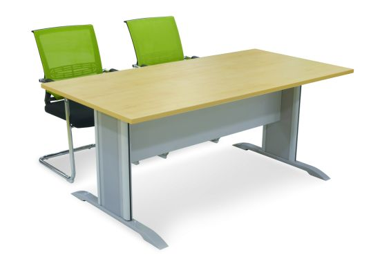 China Modern Design Person Wooden Top Conference Table China - 6 person conference table