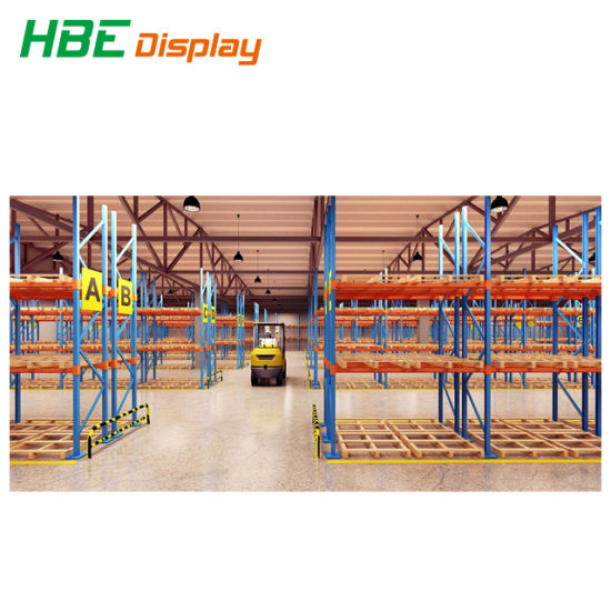 Customized Size Pallet Warehouse Racking pictures & photos