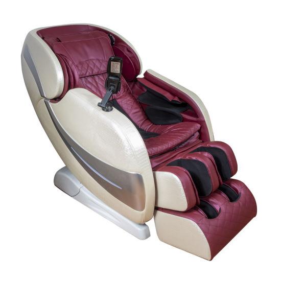 Fashionable Design Zero Gravity 4D L Shape Electric Full Body Care Massage Chair