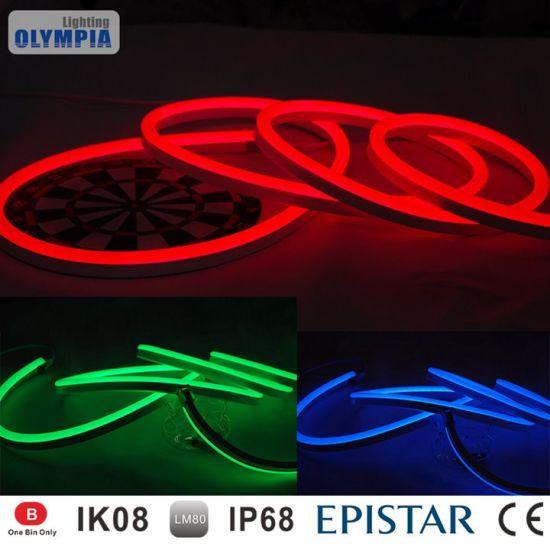Neutral Packing Custom Indoor SMD5050 RGB 24V LED Strip Light
