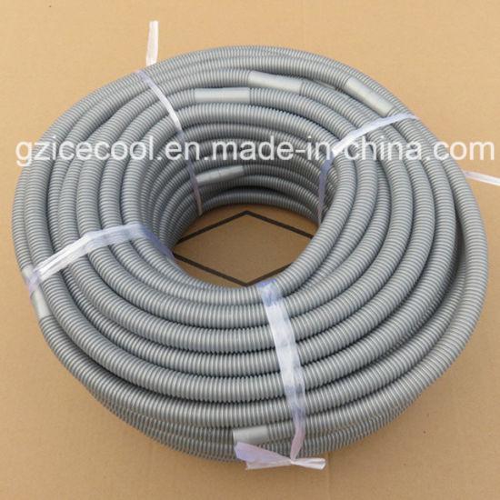 PVC Flexible Air Conditioner Plastic Pipe Water Drain Pipe