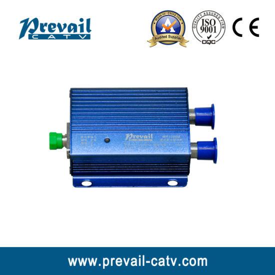 CATV FTTH Mini Indoor Optical Receiver/Optical Node