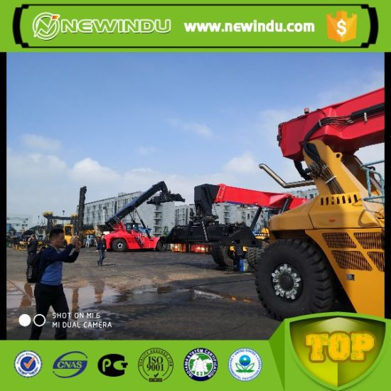 Sany Reach Stacker 45 Tons Reach Forklift Container Forklift Port Machine Srsc4531g pictures & photos