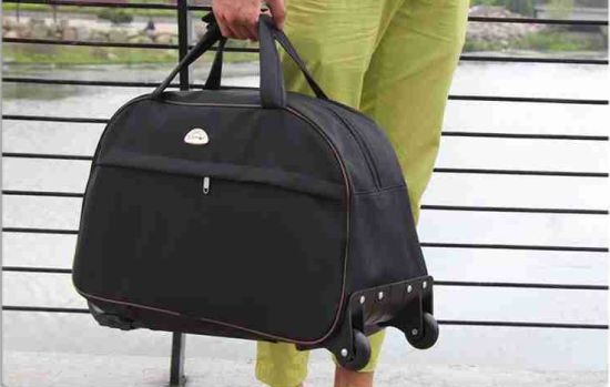 Rolling Luggage Men Travel Bags Waterproof Trolley Bags pictures & photos