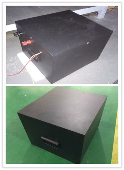 48V 210ah Battery Pack Rechargeable Battery with LiFePO4 Cells with High Cycles 2000 Times