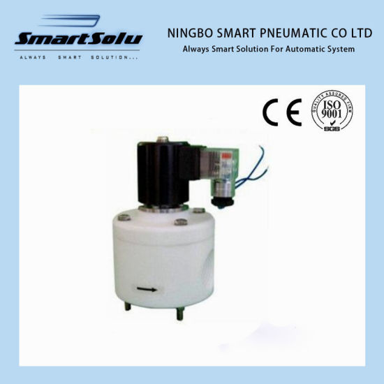 PTFE Solenoid Valve for 2/2 Way pictures & photos