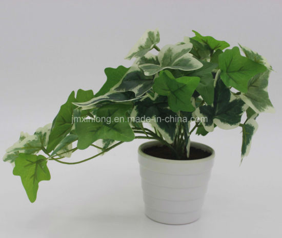 office bonsai. Artificial Plant Mini Office Bonsai English IVY Real Looking R