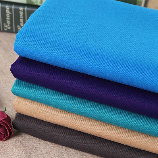 Tc Cotton Fabric for Police Uniform