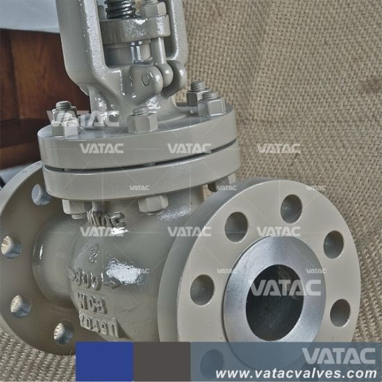 Vatac OS&Y Globe Valve Manufacturer pictures & photos