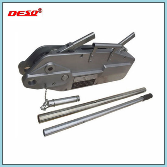 China Lifting Equipment 3.2 Ton Wire Rope Puller Tirfor - China Wire ...