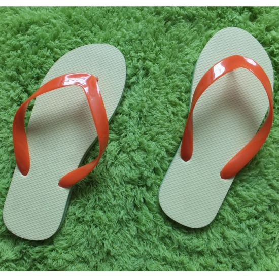 bf339563e Custom Printed Summer High Quality Rubber Flip Flops Slipper Manufacturer  pictures   photos
