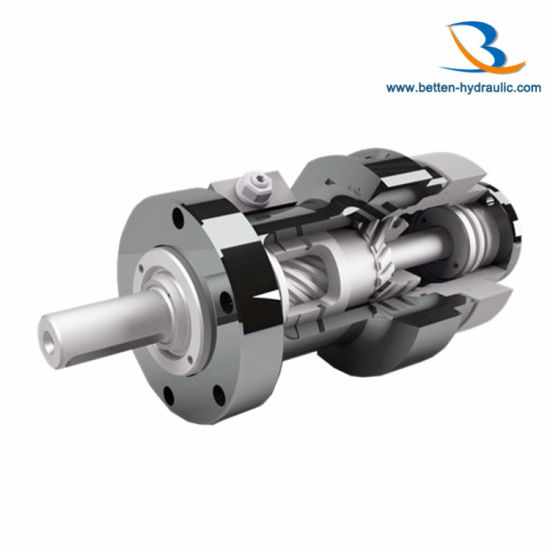 China bar hydraulic rotary actuator cylinder