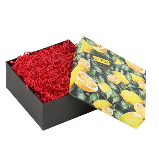 Professional Aluminium Foil Food Fresh Mushroom Apple Fruit Packaging Box