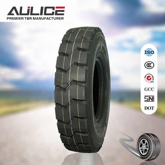 20 Inch Radial Truck and Bus Tyre / Mining Tires/ TBR Tyres (AR5157A+ 12.00R20) with Superb Wear Resistance and Overloading Capacity From China Manufacturer