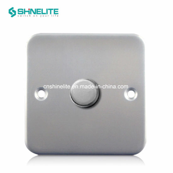 Metal Clad 250W 1 Gang Speed Dimmer Switch OEM