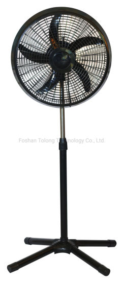 safety Grills Industry Stand Fan to European