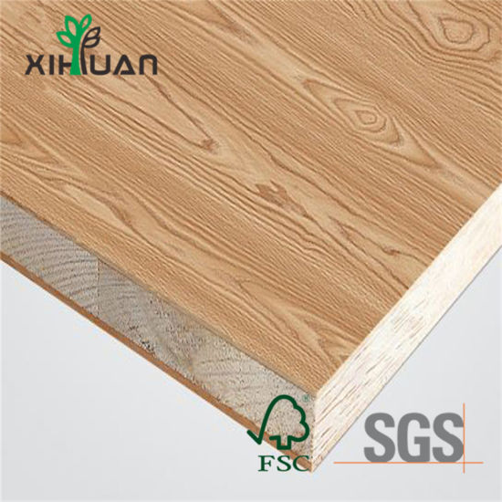 China Best Quality Finger Joint Laminated Blockboard To Malaysia