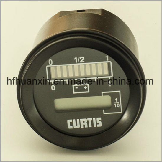 Curtis Hour Meter 803 12-80V for Electric Vehicles with Low Price