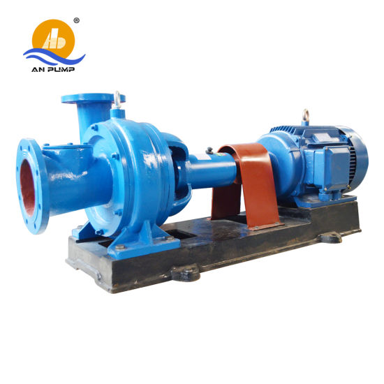 Electric Large Flow Pulp Stock Pump for Paper Mill Industry pictures & photos