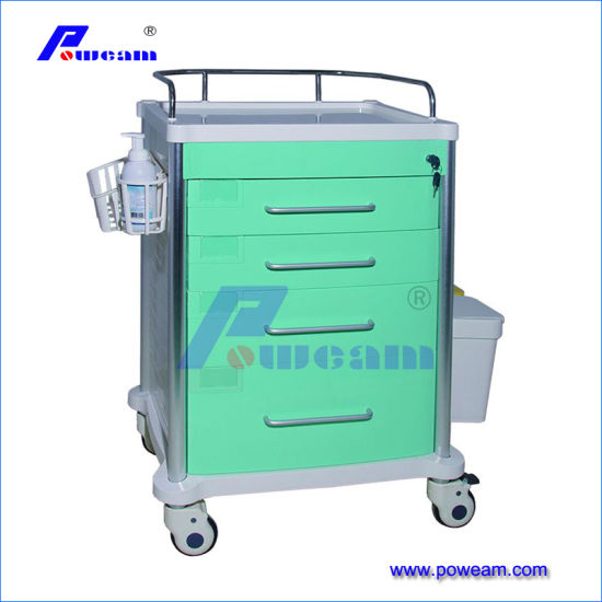 ABS Deluxe Dressing Trolley
