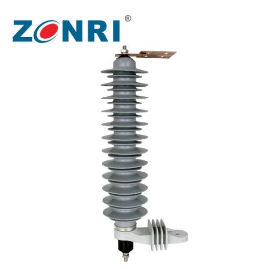 33kv Polymer ZnO Lighting Arrester