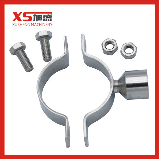 Stainless Steel Pipe Tc Clamp Pipe Holder