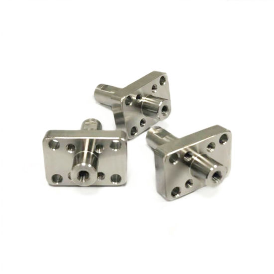 Customized Precision Metal Processing CNC Turning Parts pictures & photos