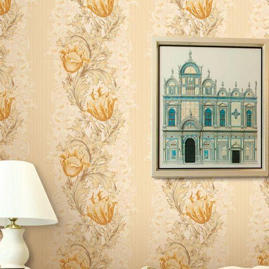 Manufacturer China Hot Design Wallpaper Home Decor Modern