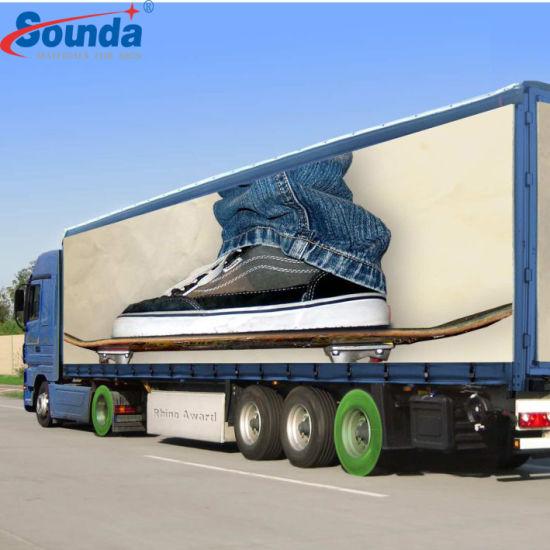 Sounda Hot Sale PVC Tarpaulin 1000*1000d with Free Sample