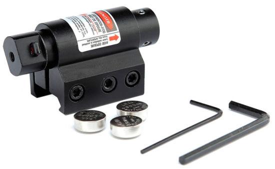 Universal Compact Pistol Handgun Red Laser Sight for Hunting Riflescope