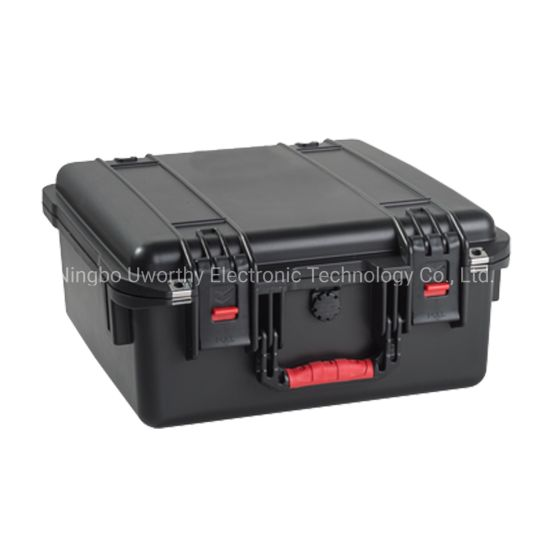 Weapon Storage Military Tools Carrying Case Waterproof Plastic Traveling Case