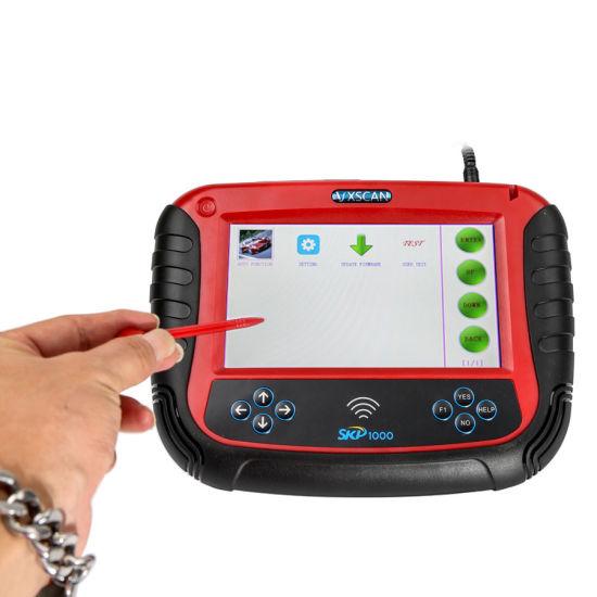 China Vxscan V18 9 Skp1000 Tablet Auto Key Programmer Pin