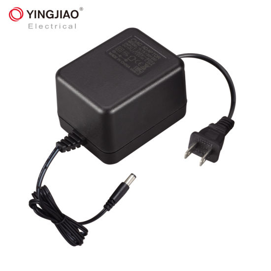 Yingjiao Excellent Quality 5V 2.5A 2.4A 2.6A Power Adapter