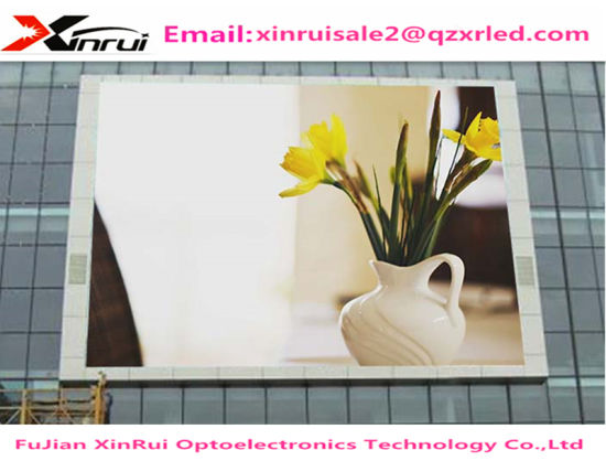 P6 SMD Full Color Outdoor Waterproof Light Weight LED Display Module
