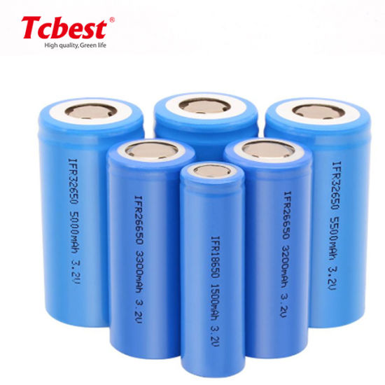 3.7V Cylindrical Li-ion Icr 16340 Icr17335 700mAh High Power Rechargeable Lithium Battery for Solar Energy