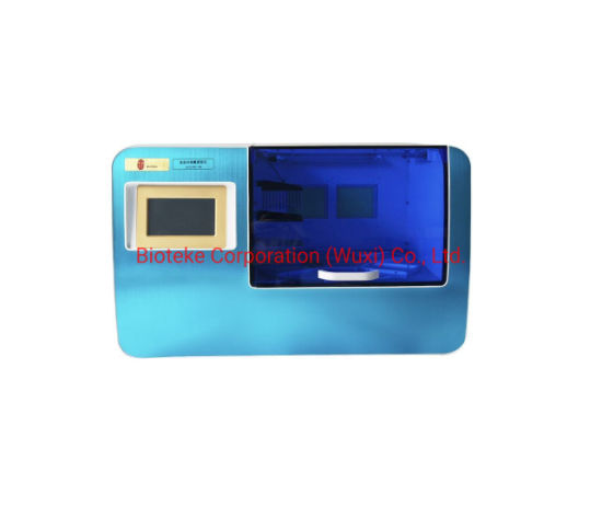 Fully Automatic Touch Operation Nucleic Acid Extraction System DNA/Rna Nucleic Acid Extraction Instrument for PCR Laboratory