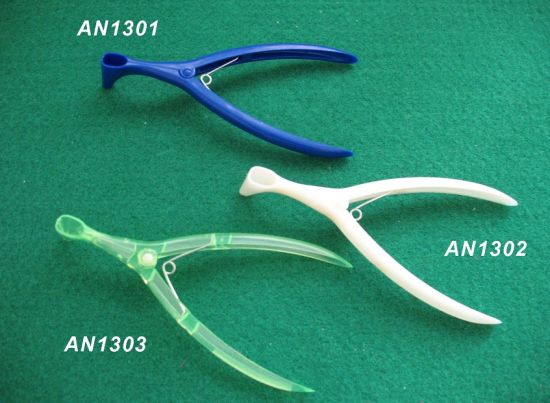 Nasal Speculum with ABS Different Colors