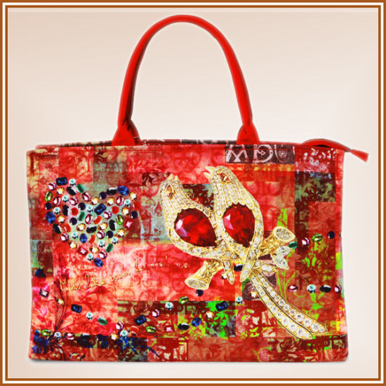 100% Cotton Water Proof Digital Printed Cotton Bag