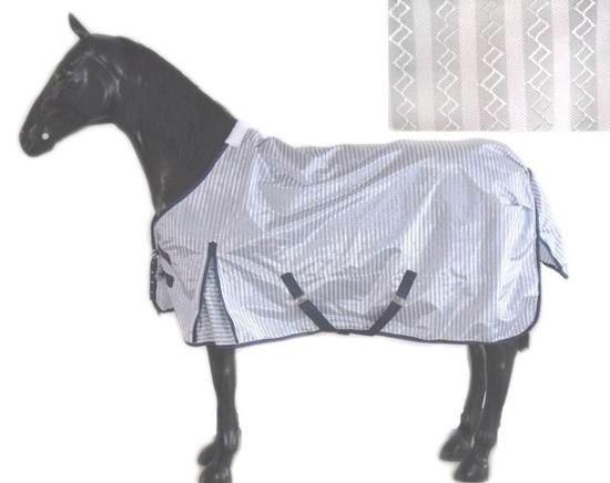 White New Pattern Mesh Horse Fly Sheet